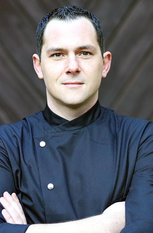 Michal Orantek Culinarsurfing Portrait